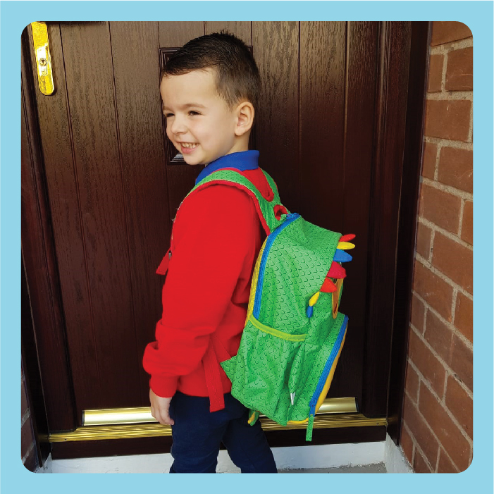 Jude heading back to school